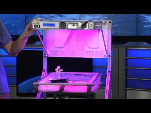 The Space Station Will Soon Have Its Own Garden | NASA Science HD