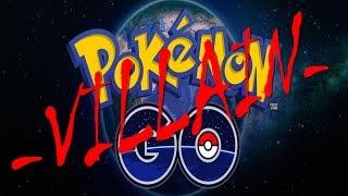Pokemon Go Villain