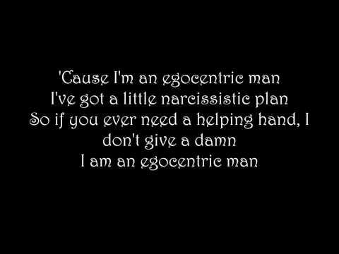 Millencolin - Egocentric Man (with lyrics)