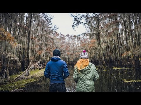 A BEAUTIFUL SWAMP?? (With Drone Flight!)