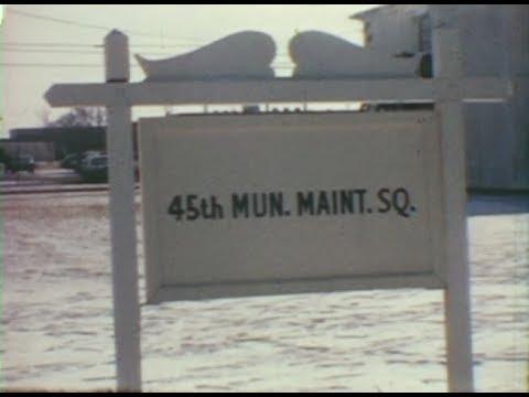 Bunker Hill AFB 1964 AKA Grissom AFB