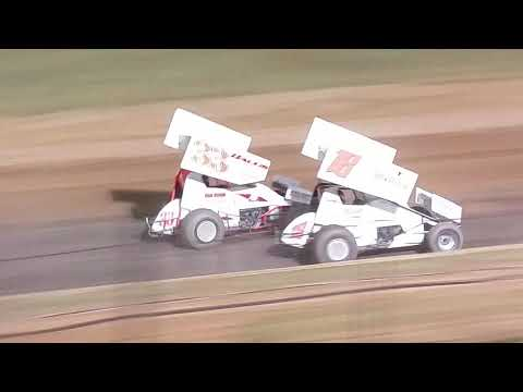 305 and Champ Sprints  Lawton 9/30/17