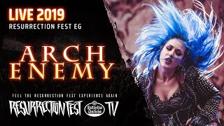 Arch Enemy - War Eternal (Live at Resurrection Fest EG 2019)