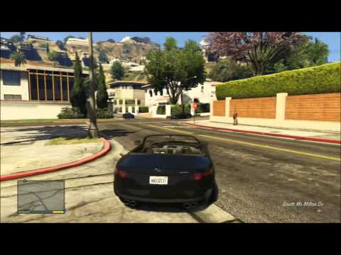 Grand Theft Auto V: Beverly Hills