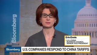U.S. Companies Get Caught Up in China Trade Tensions