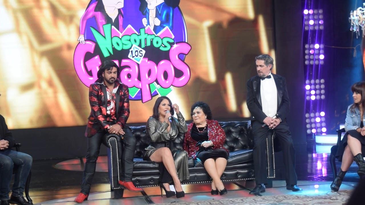 Adrian Uribe Y Albertano Estrenan Temporada De Nosotros Los Guapos Youtube Nosotros los guapos is a mexican sitcom that premiered on blim on august 19, 2016. uribe y albertano estrenan temporada