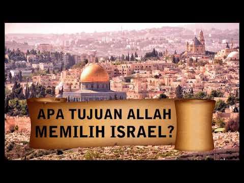 2 Tujuan TUHAN Memilih Bangsa Israel