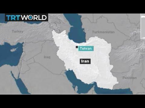 Breaking: Passenger plane crashes in Iran