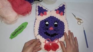 Kedi Lif Modeli Nasıl Yapılır  yenilifmodelleri crochet animal lifmodelleri