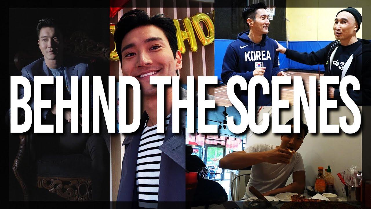 EP9 BEHIND THE SCENES