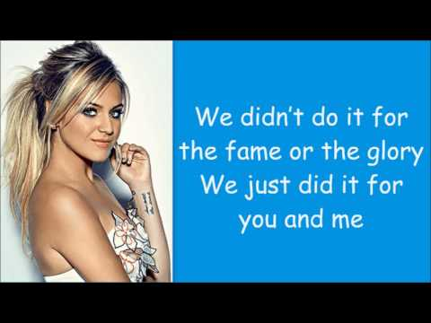 Kelsea Ballerini ~ Legends Lyrics