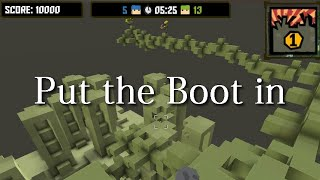 [Ace of Spades] Achievement: Put the Boot in