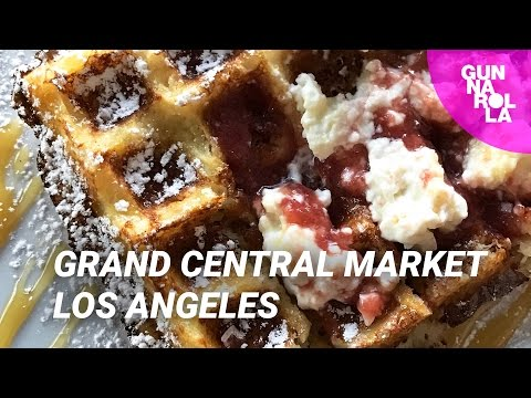 Best Places To Eat in Los Angeles: Grand Central Market | DTLA