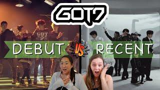 [KOR] DEBUT vs. RECENT: Analysis | GOT7 [Ep. 5] |  데뷔 vs. 최근…