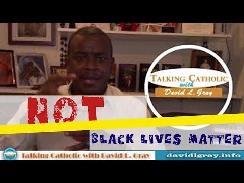 In Hoc Signo Vinces NOT Black Lives Matter