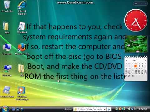 how to change vista to windows 7