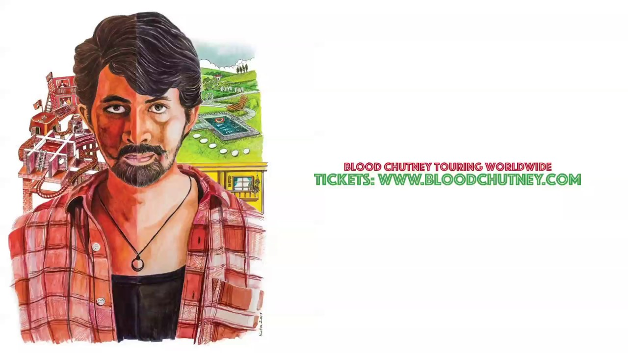 Blood Chutney - Vadivelu Tribute by Comics 1