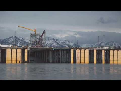 Port of Anchorage Wharf Piles