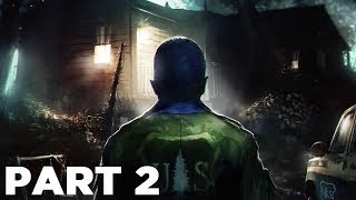 DAYMARE 1998 Walkthrough Gameplay Part 2 - ESCAPE (Full Game)