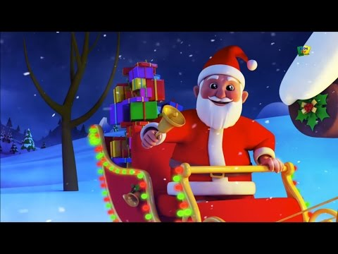Jingle Bells | Canções de Natal para crianças | The Christmas Song | Xmas Rhyme For Children