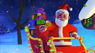 Jingle Bells | Canções de Natal para crianças | The Christmas Song | Xmas Rhyme For Children