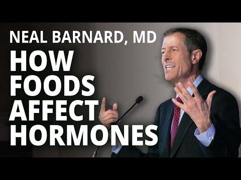 Neal Barnard, MD | How Foods Affect Hormones