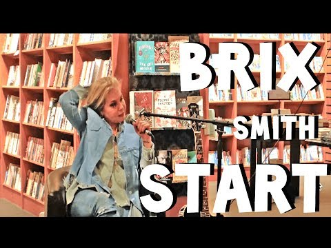BRIX SMITH START_ her memoir, The Rise, The Fall, And The Rise  Walthamstow Rock Book Club