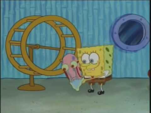 Gary The Snail SpongebobSngerbob YouTube