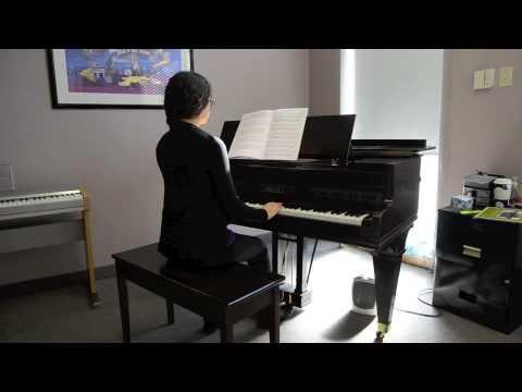 Concordia Audition Video 2013