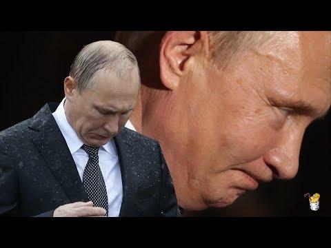 Об Путина начали