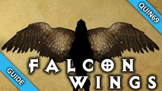 D3: How to get Falcon Wings [Patch 2.4.1]
