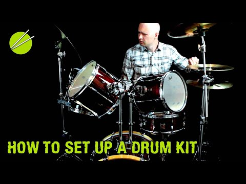 How to set up a Drum Kit from YouTube · Duration:  11 minutes 11 seconds