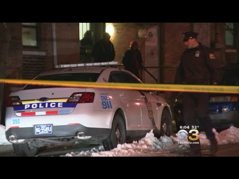 Police Investigating Double-Shooting In North Philadelphia