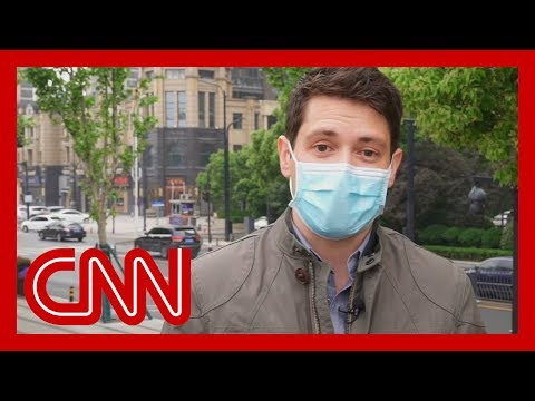 CNN Reporter Returns to Wuhan, China