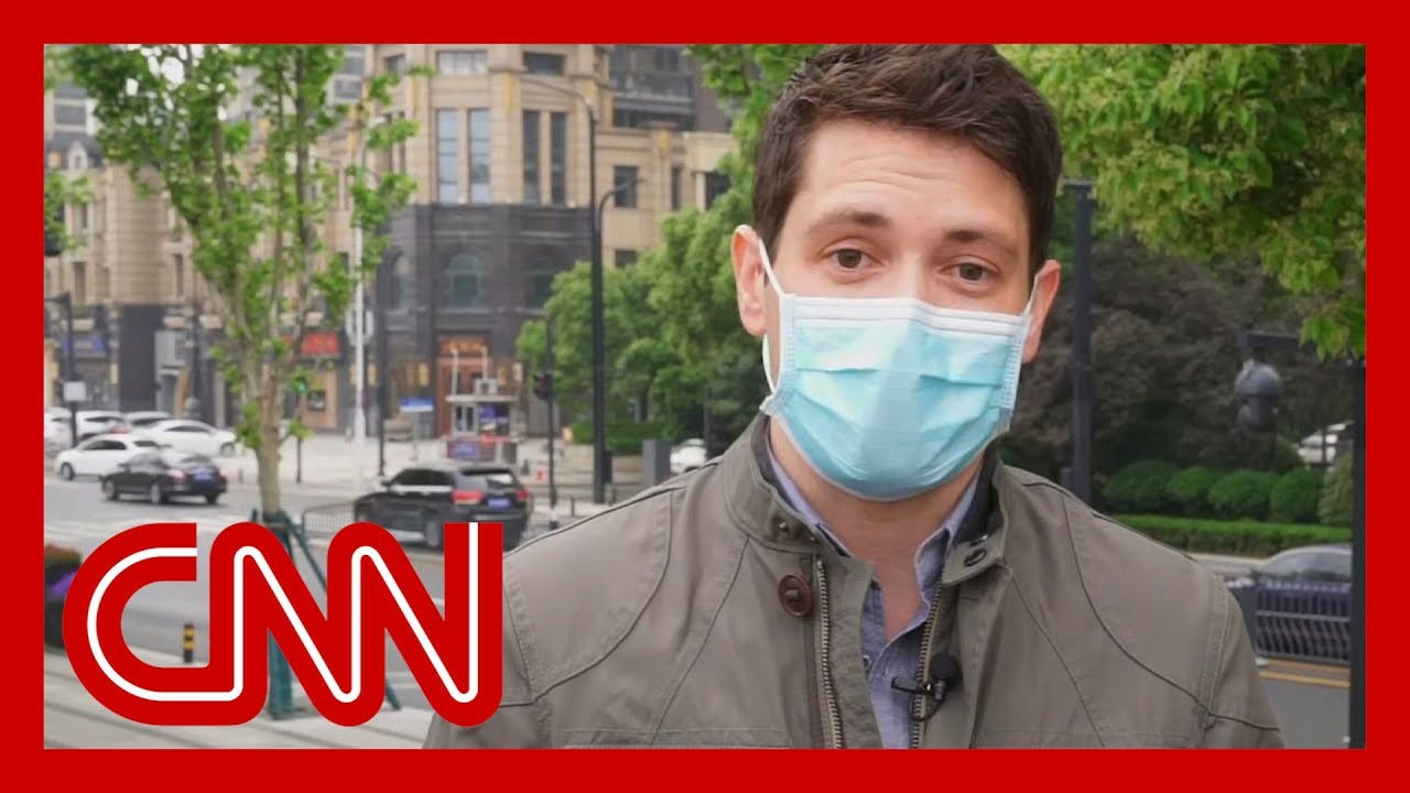 CNN reporter returns to Wuhan after 3 months. See what it looks like now