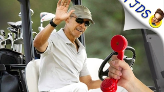 What Barrack Obama Is Doing Now!