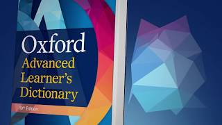 Look inside the Oxford Advanced Learner's Dictionary 10th Edition screenshot 5