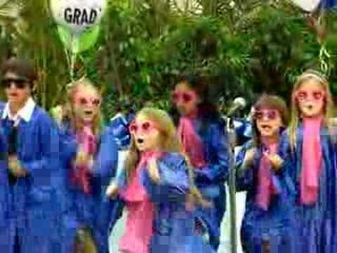 ABBY'S Kindergarten GRADUATION SONG