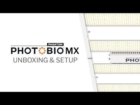 Phantom PHOTOBIO MX Unboxing & Setup Video Thumbnail