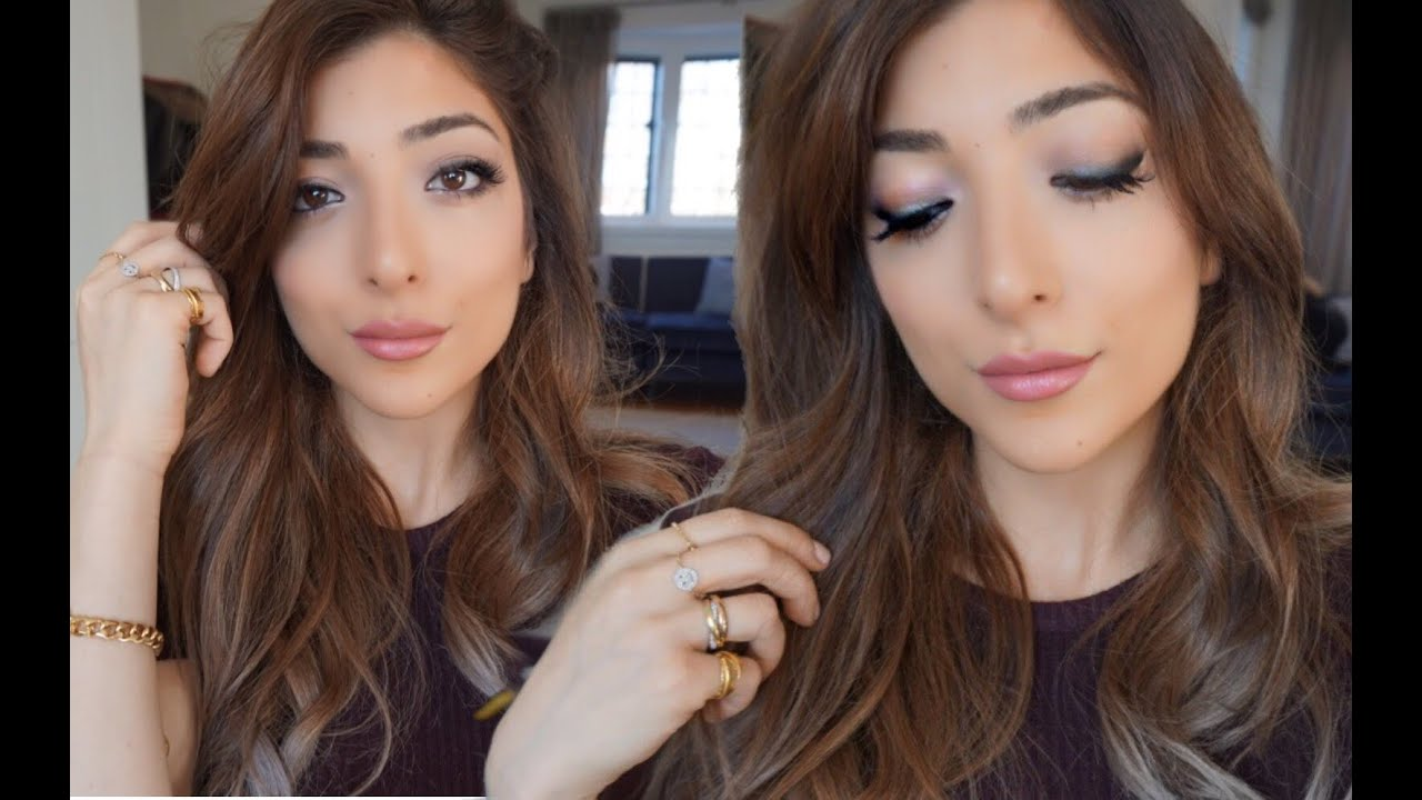 Glamorous makeup tutorial easy sculpting amelia liana ad youtube baditri Image collections