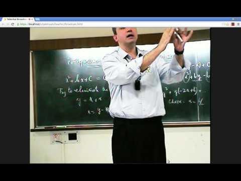Polynomials and their Duals   Kaushal Verma   CSAUSS17