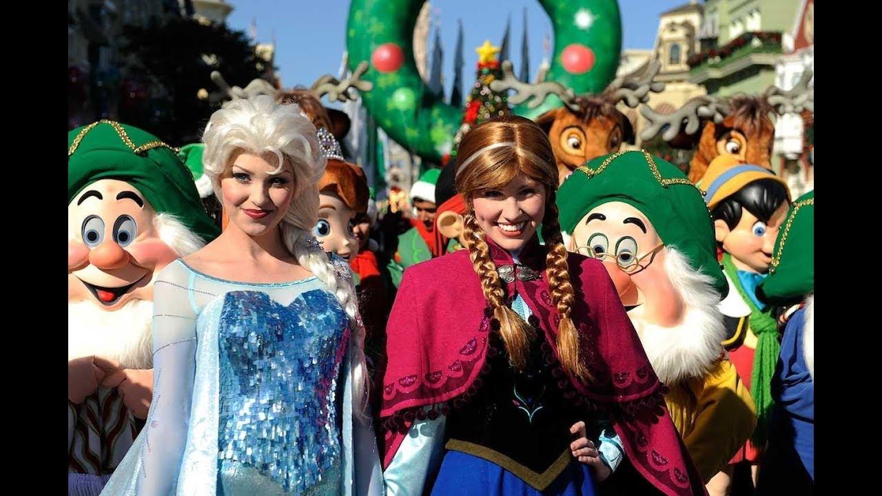 disney parks christmas day parade 2013 - Disney Christmas Day Parade