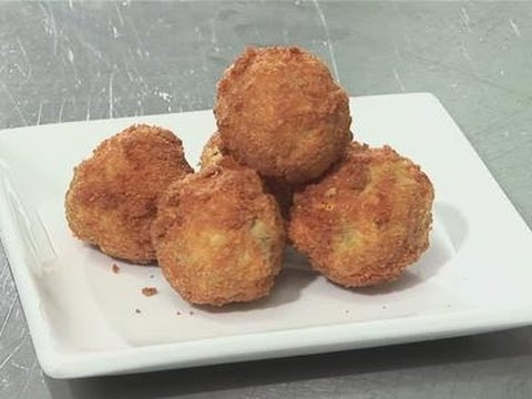 How To Cook Italian Rice Balls
