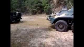 you Сможет ли Hummer H1 дернуть БТР-80