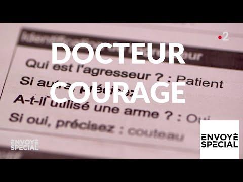 Envoyé spécial. Docteur Courage - 10 janvier 2019 (France 2)
