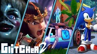 ReSPAWN arrives at FORTNITE, DRAGON QUEST film and more Glitchea2