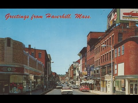 Woolworth's: Remembering Haverhill's Shopping District