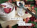 Handmade Rose Mask (V-Day Special) Malaysia
