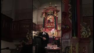Gottesdienst ( diservo) auf Esperanto