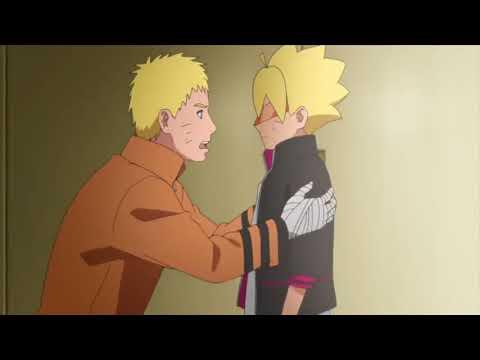 Boruto AWAKENS Byakugan!!! (Tensigan, Boruto Meets Toneri)